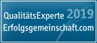 Zertifizierter Experte im Qualitätsnetzwerk der Erfolgsgemeinschaft.com